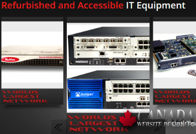 Refurbished and Accessible IT Equipment