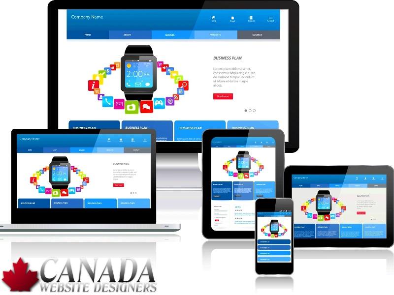 what canada website designers do
